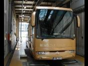 STK a měření emisí pro nákladní automobily, traktory, autobusy a přívěsy