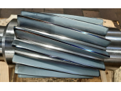 Špičkové kalení laserovým paprskem oceli, ozubených kol, hřebenů v moderní kalírně