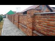 Renovace domů, starého zdiva, cihel i kamenných soklů za pomocí mobilní tryskací jednotky