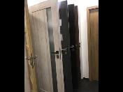 Interiérové dveře – dodání a montáž včetně kování, obložek a pouzder