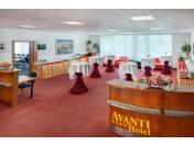 Komfortní ubytování pro skupinové, firemní akce, konference - prostory pro školení