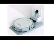 Robotický vysavač TUBO ROBO TR800 s nabíjecí a samočistící stanicí - vysává i vytírá