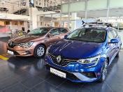 Nový Megane IV phase 2 facelift v Autocentru Nevecom v Kladně