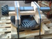 Zakázková strojírenská výroba - broušení, soustružení, frézování, vyvrtávání, svařování