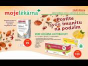 Podpořte imunitu v období viróz pomocí doplňků stravy – hlíva ústřičná, imunoglukan, multivitaminy