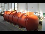 Strojírenská výroba, výroba nádrží Hradec Králové, výroba i atypického zařízení, opravy dílů