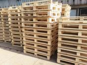 Stavební řezivo, palivové dřevo, dřevěné obaly, bedny a palety - výroba, zpracování