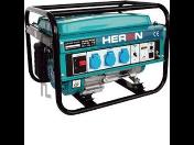 Benzínová elektrocentrála – generátory proudu na stavbách, v chatách, lodích i  na zahradě