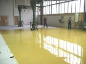 Výroba, dodávka a montáž odolných průmyslových podlah