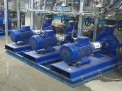 Vodní hospodářství, hutní provozy a strojírenství – projekčně inženýrská organizace