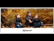 Sestavte si svůj vlastní fotokalendář ze svých fotek online a potěšte své blízké