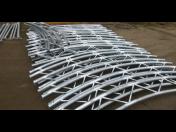 Plachtové haly s jednoduchou montáží - stavebnicový systém ocelových trubek