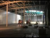 Montované ocelové haly - montáž ocelových konstrukcí po celé ČR