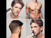 Zastřihovače vlasů a vousů Braun – skvělý vánoční dárek pro muže
