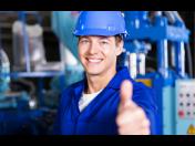 Volné pracovní místo vhodné pro ženy i muže s možností ubytování – operátor, operátorka výroby