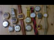Výkup starožitných hodinek Prim, Omega, Longines včetně příslušenství - odhad ceny zdarma