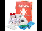 Plně vybavená lékárnička do firem, výrobních provozů i kanceláři až pro 15 osob