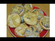 Vynikající domácí koláčky, dorty, zákusky a cukroví - cukrářské výrobky k objednání