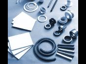 Dodávka polotovarů z PTFE-teflonu, například tyče, desky, tkaniny a prášky – velkoobchodní prodej