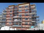 Předkolaudační, generální úklid staveb, výrobních hal, firem