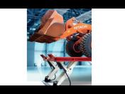 Elektrohydraulické mobilní sloupové zvedáky - pro stavební a zemědělské stroje
