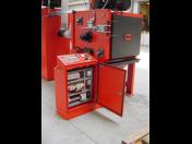 Bubnová tryskací zařízení SMART – výroba, stroje s automatickým ovládáním