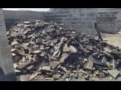 Výstavba skladů pro kamenivo a sypké materiály - betonové bloky (kvádry)