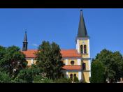 Město Zbýšov plné kulturních památek a přírodní krásy, muzeum průmyslových železnic