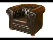 Čalouněný nábytek v anglickém stylu Chesterfield - židle, křesla, pohovky, sedací soupravy
