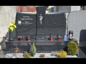 Kamenictví s dlouholetými zkušenostmi - pomníky a náhrobky, výroba na zakázku