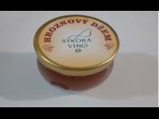 Hroznový džem, mouka a olej z hroznových jader - nakupujte přes e-shop