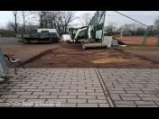 Zemní, výkopové práce a terénní úpravy
