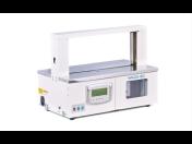 Dodání páskovacích strojků k páskování citlivých předmětů papírovou páskou či fólii