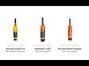 Víno nejvyšší kvality vyráběné z hroznů zrajících na vápenitých půdách Pálavy
