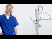 Novinka v oblasti zvedáků pacientů - systémy LINAK LIFT™ s vyšší výkonností