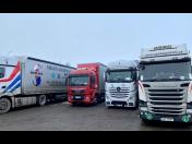 Nákladní doprava v rámci celé EU s primárním zaměřením na Německo