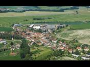 Obec Vstiš v Plzeňském kraji, turistické trasy, Bayerův důl, komplex budov starého mlýna