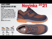 Kvalitní italské pracovní i trekingové boty se sklolaminátovou špicí jsou velmi odolné a pohodlné