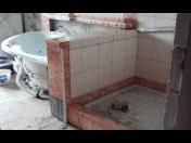 Rekonstrukce koupelen v domech, bytech včetně instalatérských prací