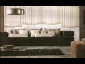 Římské rolety, textilní dekorace, záclony, závěsy na míru - šití textilií do interiéru