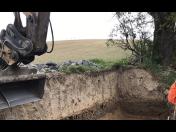 Bourací a demoliční práce – stavební objekty, jímky, mosty