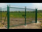 Prodej, montáž plotů a oplocení - pletiva, panely, sloupy, podhrabové desky a dráty