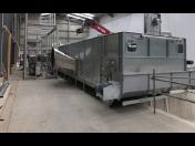 Stavba linky na sušení biomasy a výrobu biomasových peletek včetně elektroinstalace