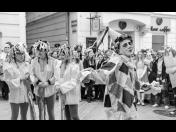 Půjčovna kostýmů na maškarní ples, masopust či na dětské představení, provoz Městského divadla
