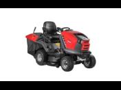 Trávne traktory SECO s rôznym vybavením - nastavenie a odskúšanie zdarma, servis