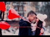 Romantický pobytový balíček pro zamilované s wellness procedurami a soukromou vířivkou