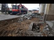Profesionální demoliční a bourací práce včetně odvozu a likvidace suti