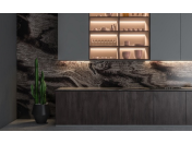 Skleněné obklady a zástěny do kuchyně na míru - moderní sklo za kuchyňskou linku