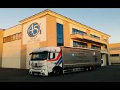Autodoprava – přeprava volně loženého i paletového nákladu do 24 tun