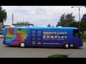 Specializovaný prodej barev Žďár nad Sázavou, fasádní omítky, ochranné  nátěry na dřevo i kov